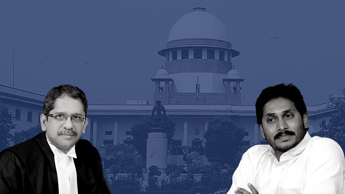 Cloud over CJI-in-waiting: AP CM's charges against SC judge mar his prospects