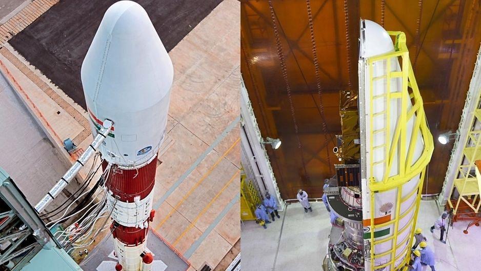 ISRO: PSLV rocket successfully places 19 satellites into orbit