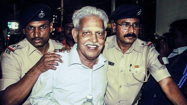 Elgar Parishad Case: Bombay High Court grants Varavara Rao interim bail on medical grounds