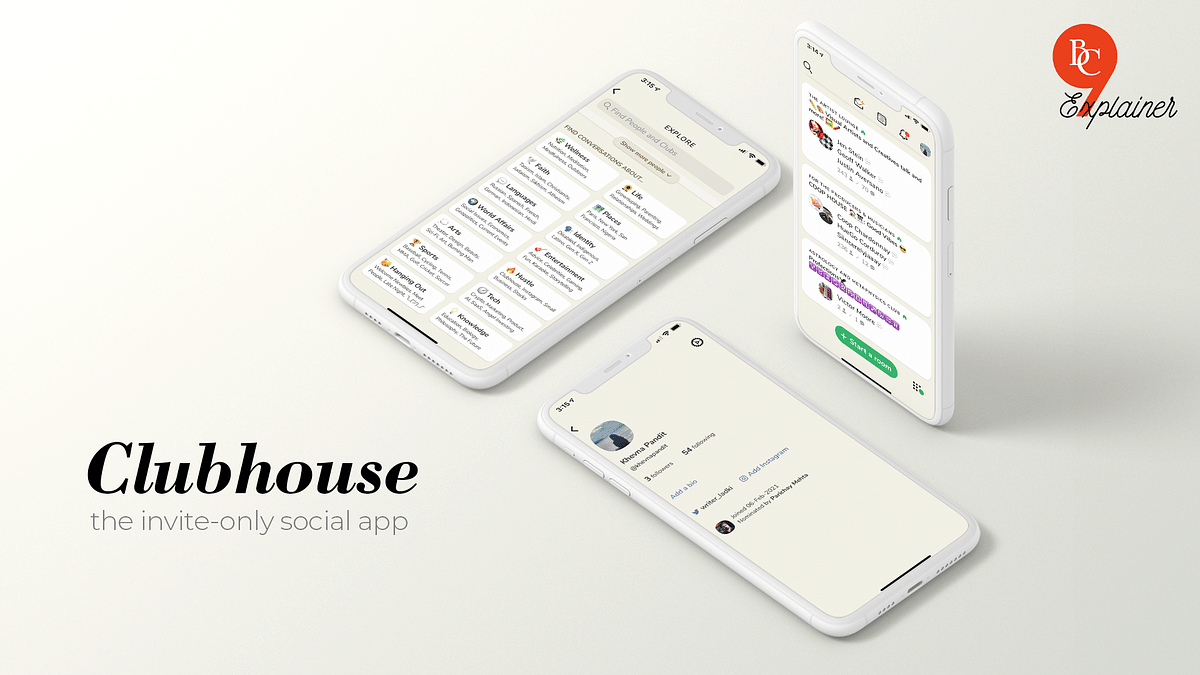 TBC Explainer: Everything you need to know about Clubhouse, the invite-only social app