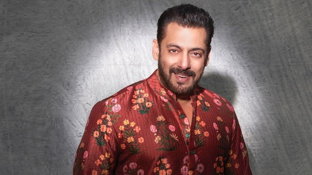 Actors Salman Khan and Dish Patani grooved to the beats of 'Seeti Maar' for their upcoming film 'Radhe: Your Most Wanted Bhai'