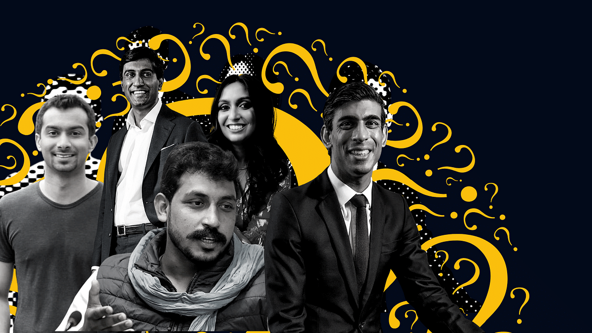 Who are the five Indian-origin young guns that made it to 2021 TIME100 Next?