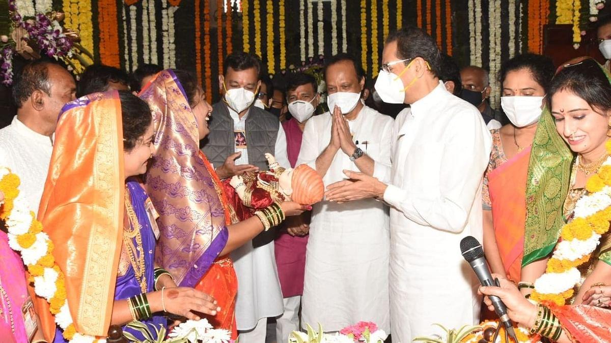 Chhatrapati Shivaji Maharaj Jayanti 2021: Uddhav Thackeray visits Shivneri Fort to pay homage to Shivaji Maharaj