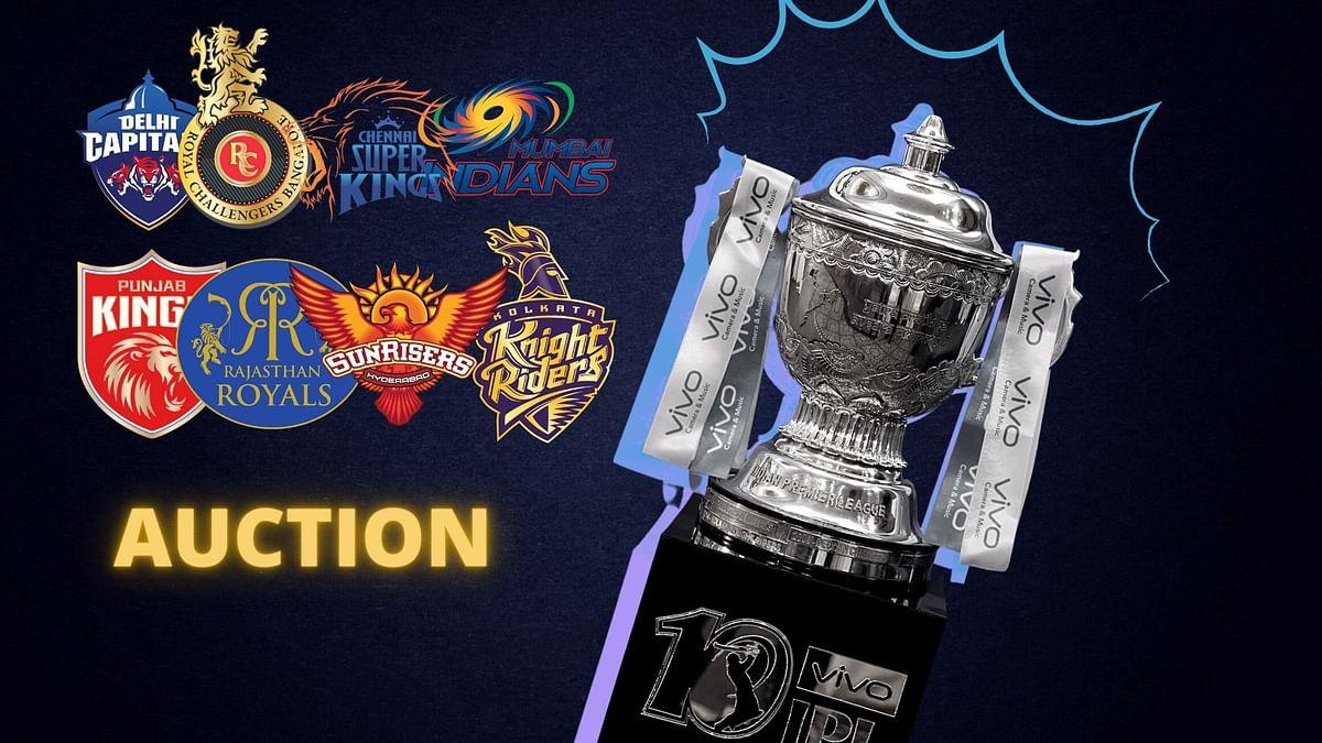 IPL 2021 Auction Live Updates: Arjun Tendulkar joins Mumbai Indians