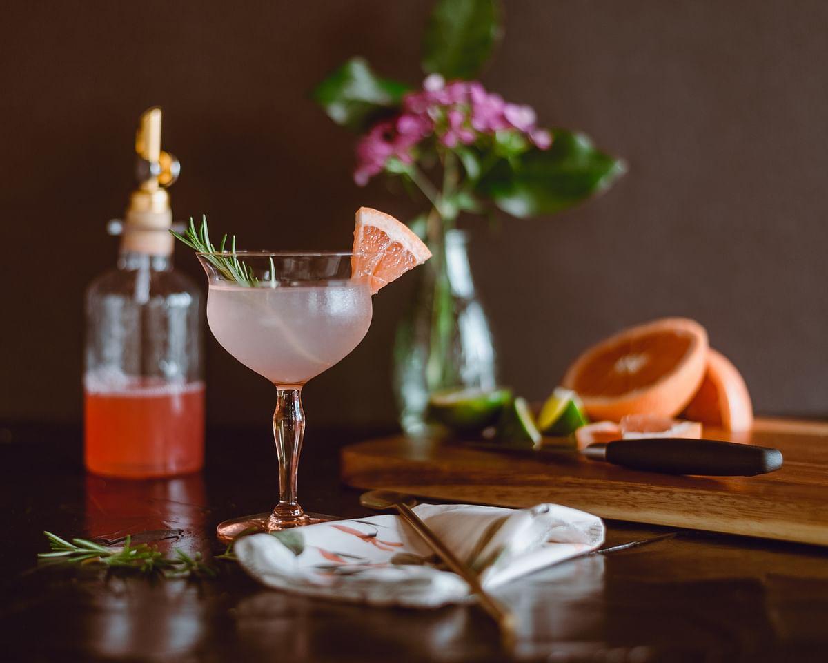 DIY cocktail recipes