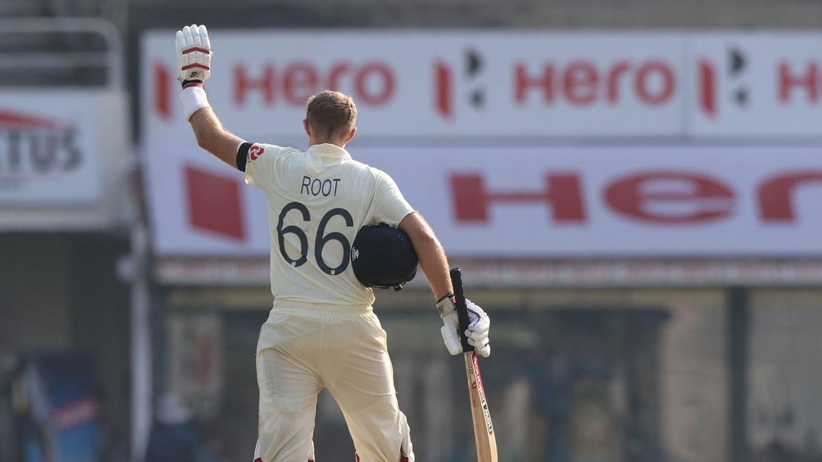 India vs England: Joe Root hits ton in 100th Test