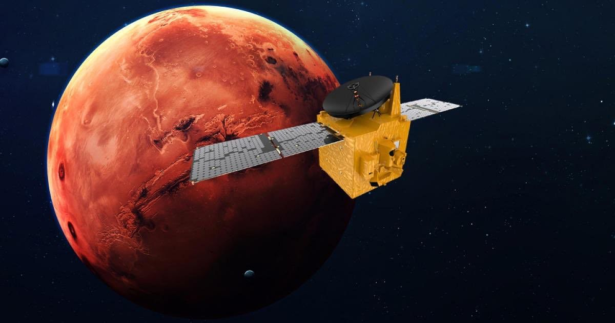 UAE's Mars Mission: Arab spacecraft enters orbit around Mars