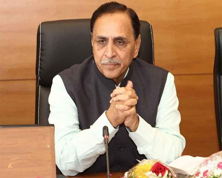 Gujarat CM Vijay Rupani collapses at rally; in stable condition