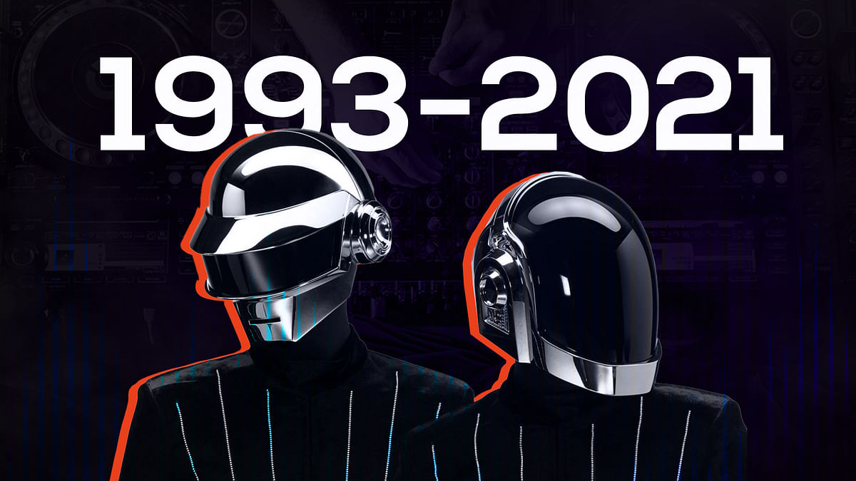 End of an Era: Daft Punk breaks up after 28 years