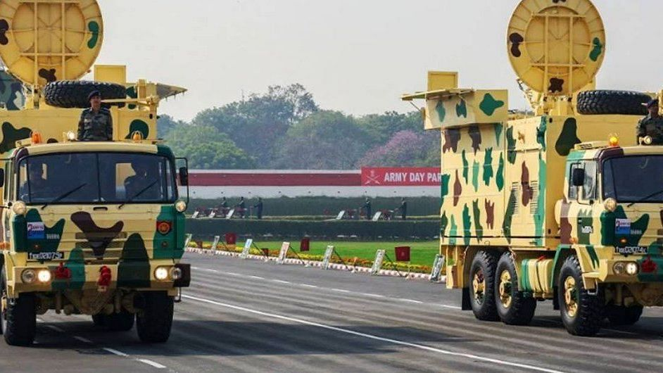 Indian Army Corps of Signals celebrates 110th Raising Day Anniversary
