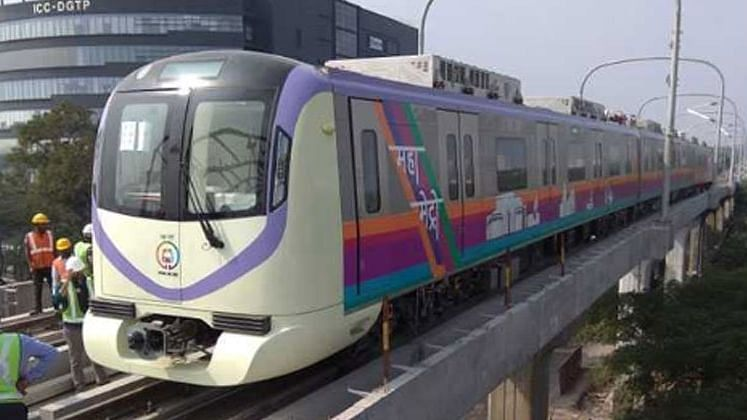 Good news Puneties: Pune Metro now extended up to Nigdi