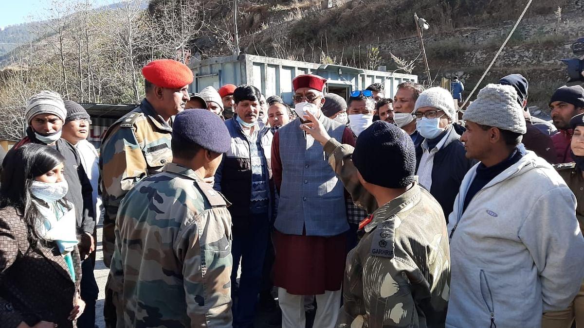 Uttarakhand flood: PM Modi, Amit Shah assure CM Rawat of all help