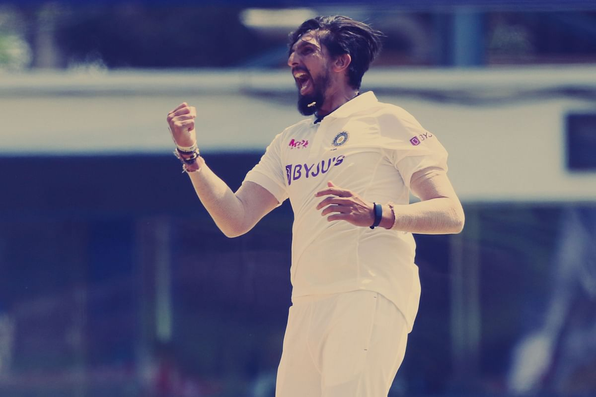 India vs England: Ishant Sharma becomes the third Indian pacer to take 300 Test wickets