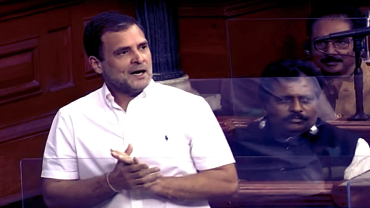 'Hum do, humare do': Rahul Gandhi targets government over farm laws