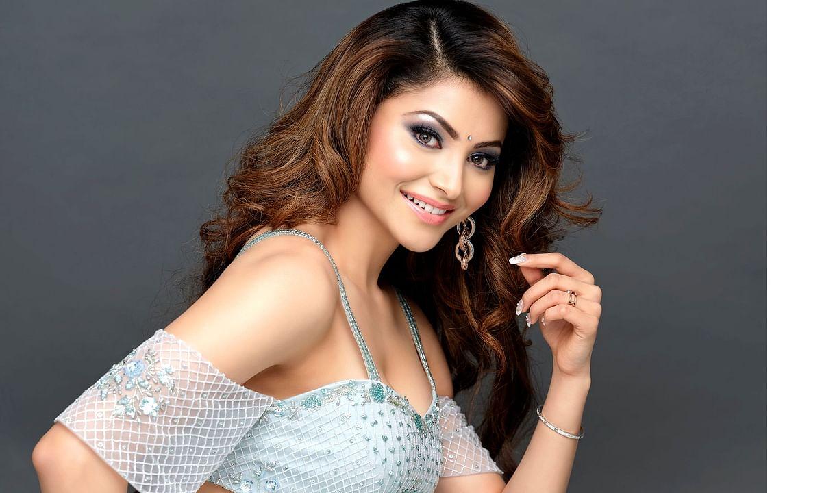 A file photo of actress Urvashi Rautela