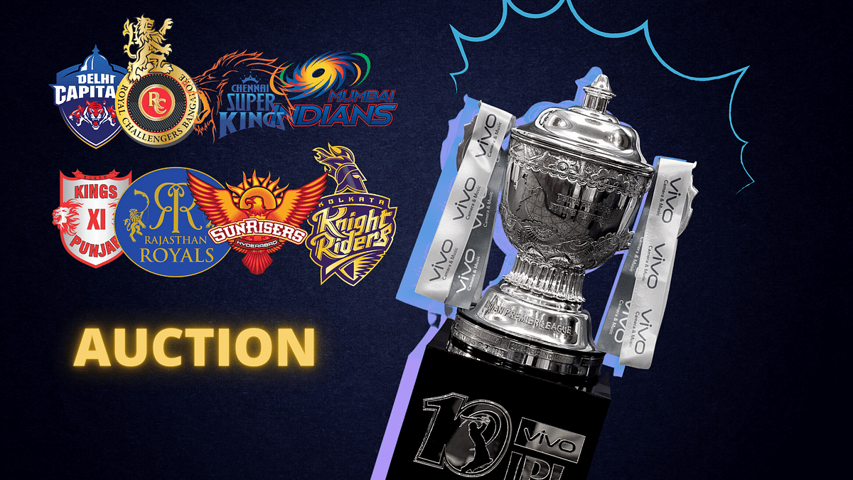 IPL 2021 Auction: Purse and slots remaining for each team