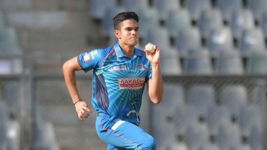 IPL 2021 Auction: Last buy of the evening, Arjun Tendulkar joins Mumbai Indians