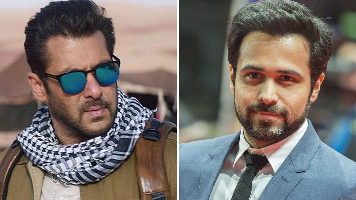 Salman Khan and Emraan Hashmi