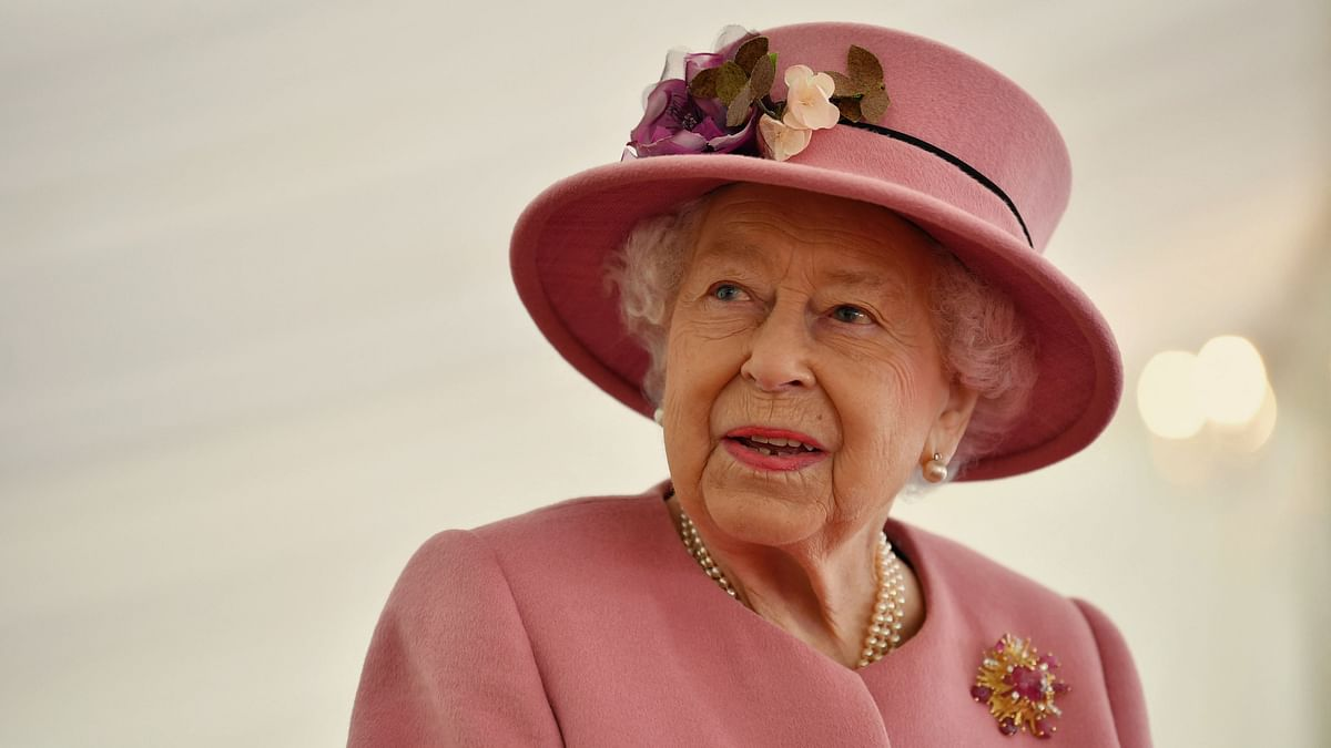Queen Elizabeth says COVID-19 jab 'didn't hurt at all' as she urged the public to get vaccinated