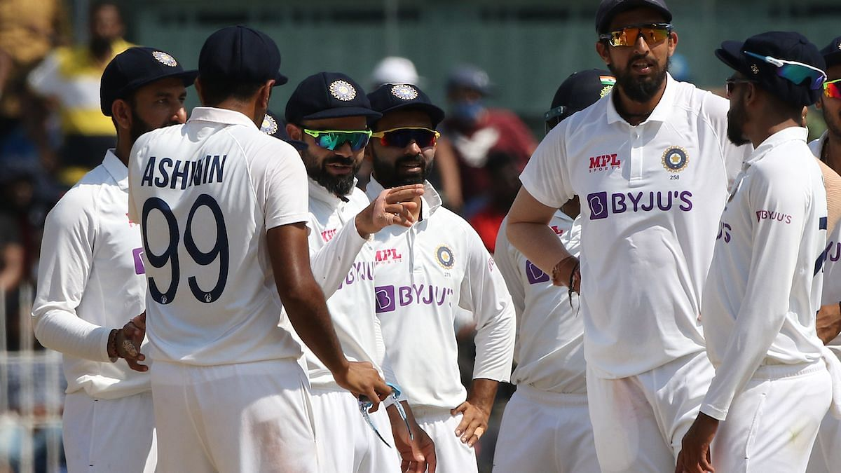 India vs England: Indian spinners' run-riot helps hosts to win second Test at Chennai