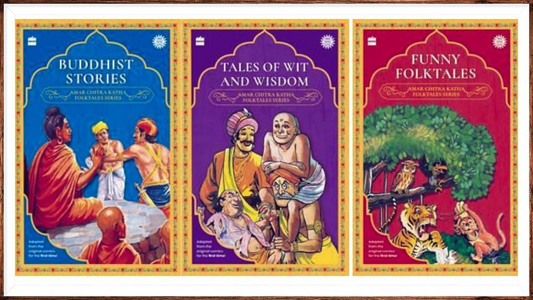 Tales for Young India: Amar Chitra Katha to launch new series with simpler storytelling