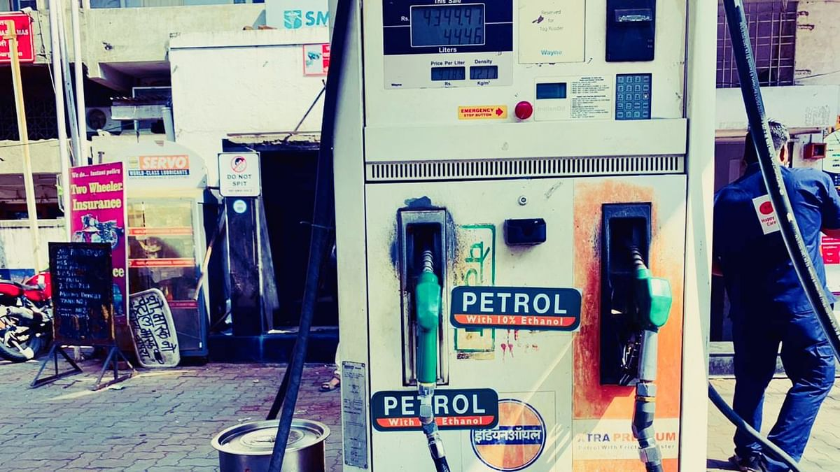 Prices pump-up: Fuel prices resurge after three-day break