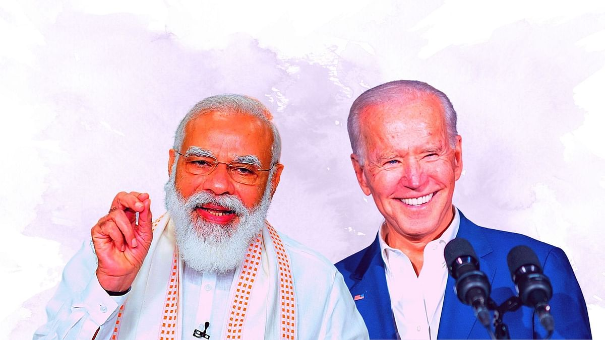 Biden, Modi commit to working closely on Indo-Pacific, climate change