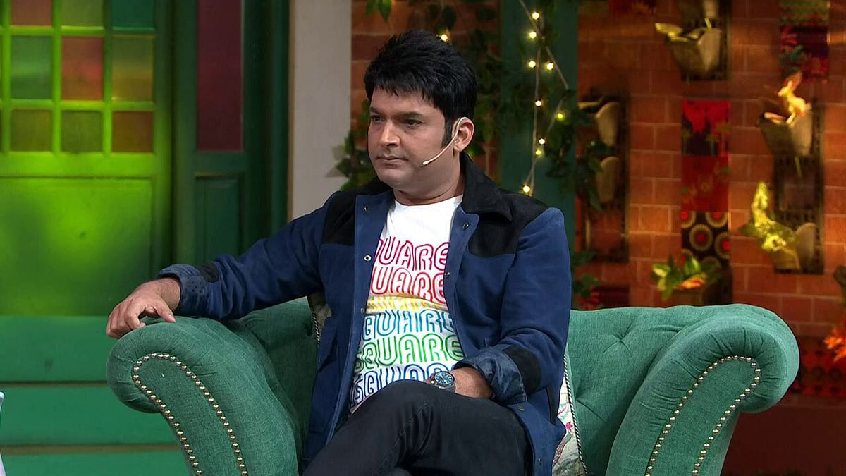 Comedy king Kapil Sharma, Ginni Chatrath blessed with baby boy