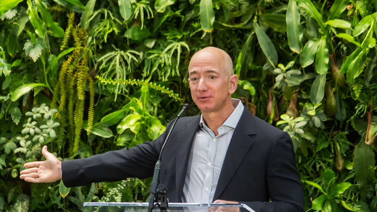 Amazon Founder Jeff Bezos to step down as CEO; check out his future plans