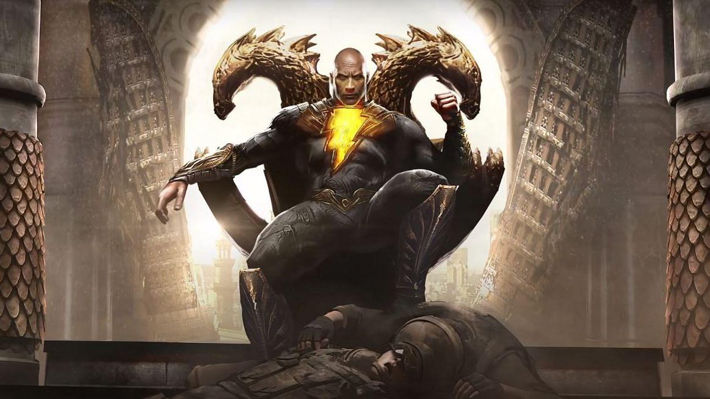 Waiting for 'Black Adam'? Dwayne Johnson announces release date