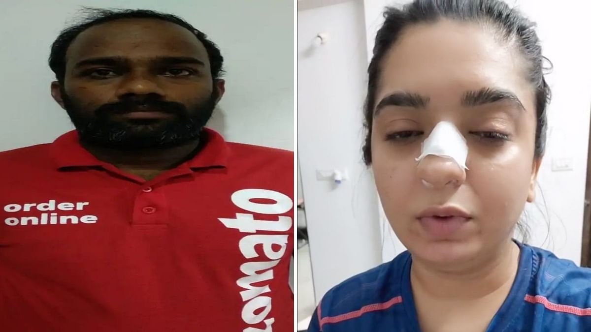 Bengaluru: Zomato delivery personnel who assaulted model arrested