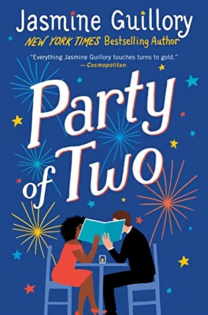 Book Cover: Party of Two by Jasmine Guillory