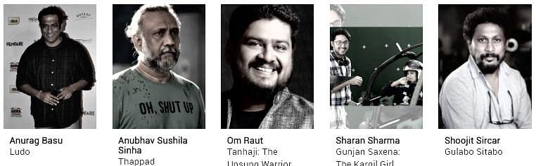 Filmfare Awards 2021 nominations: Best Director