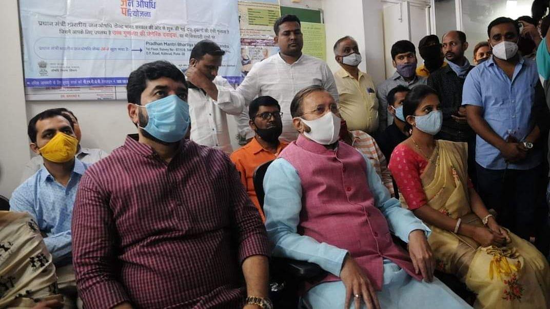 Pune: Prakash Javadekar announces campaign for doctors to popularise generic medicines