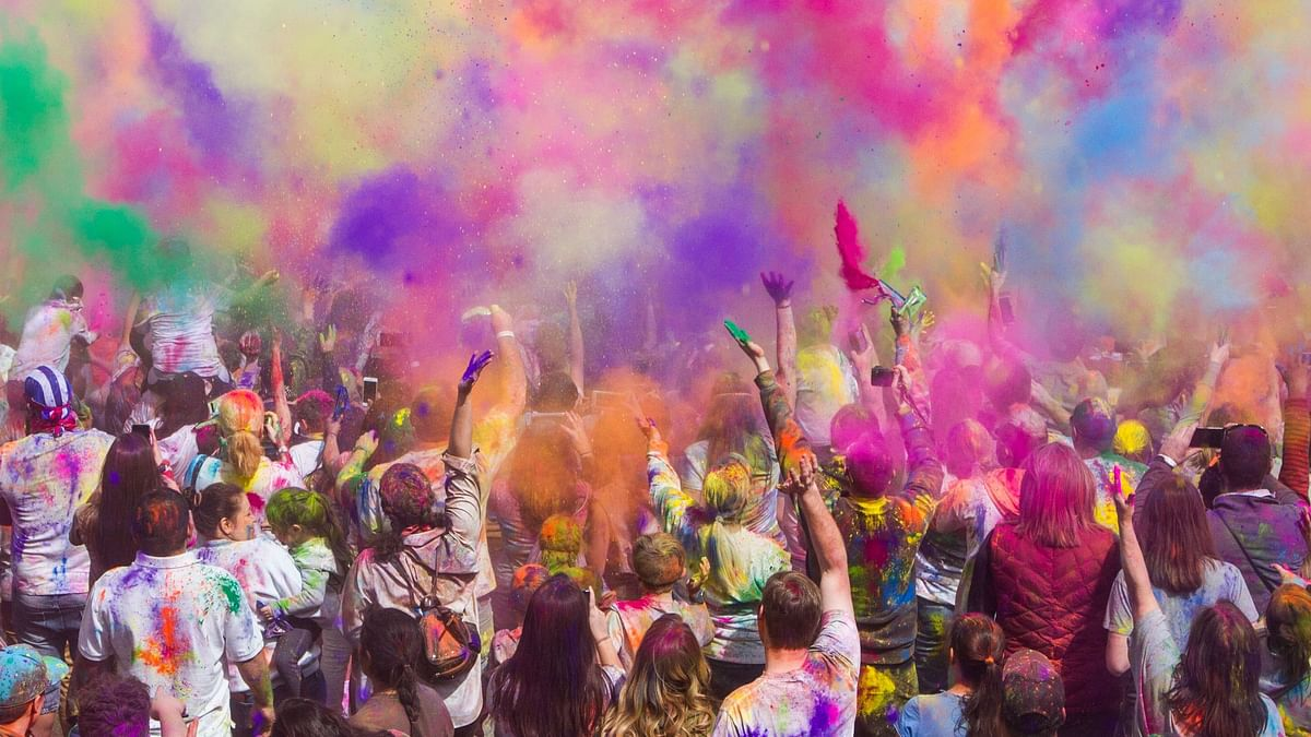 Holi hai! This Holi, splash some pep with these songs in your playlist