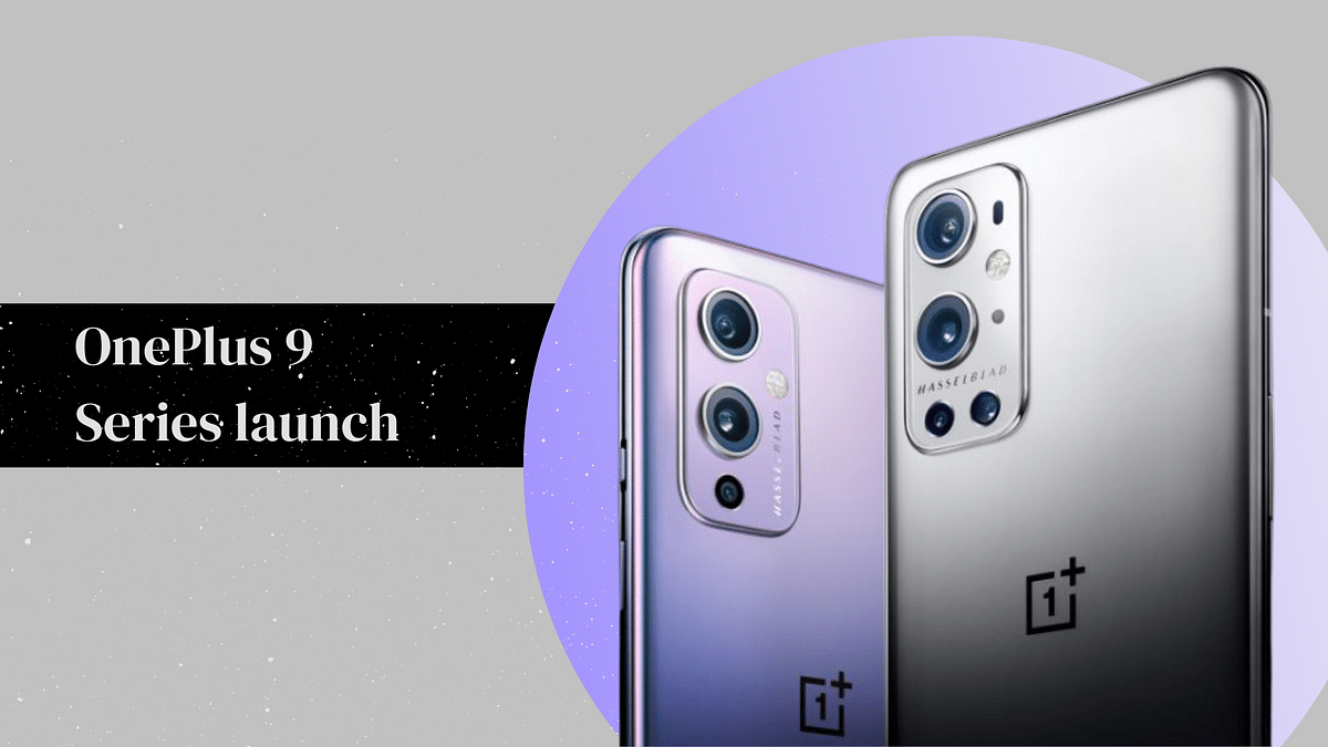 OnePlus 9 Series launch: All you need to know about the launch highlights, price & specs
