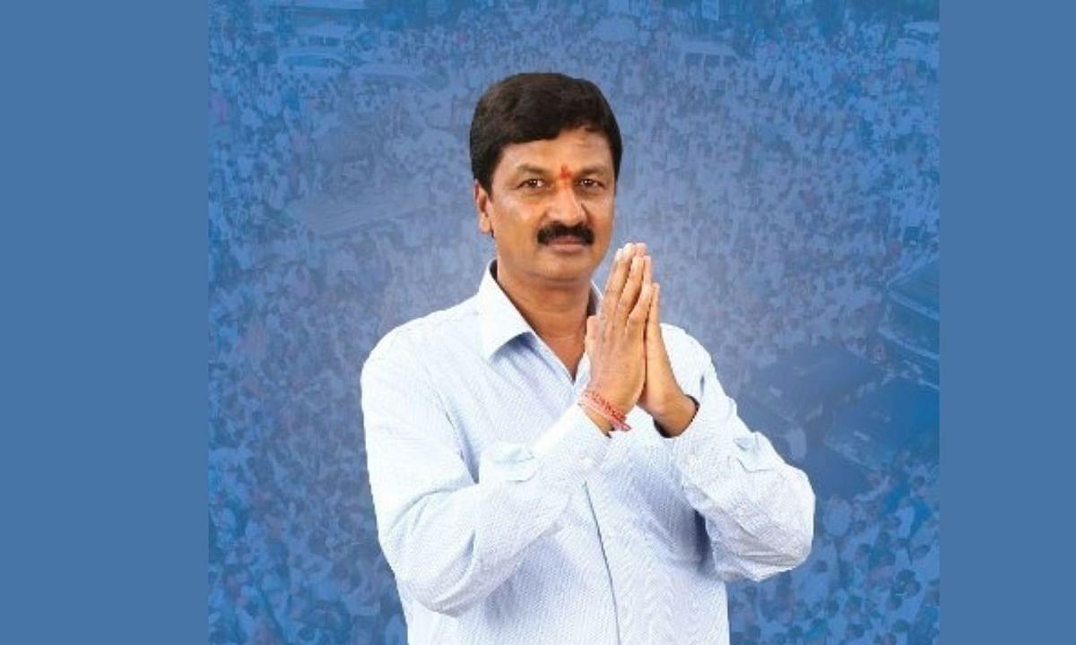 Karnataka Water Resources Minister Ramesh Jarkiholi