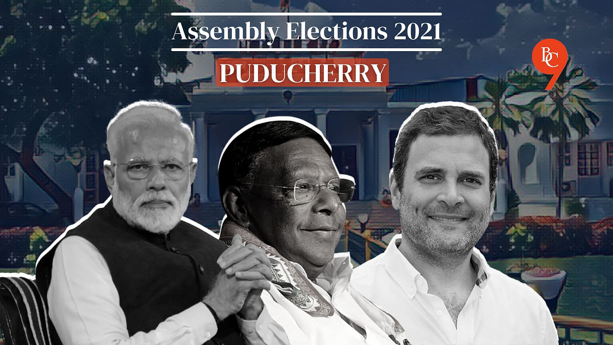 Puducherry Election 2021: Nearly 78% voter turnout till 6 pm