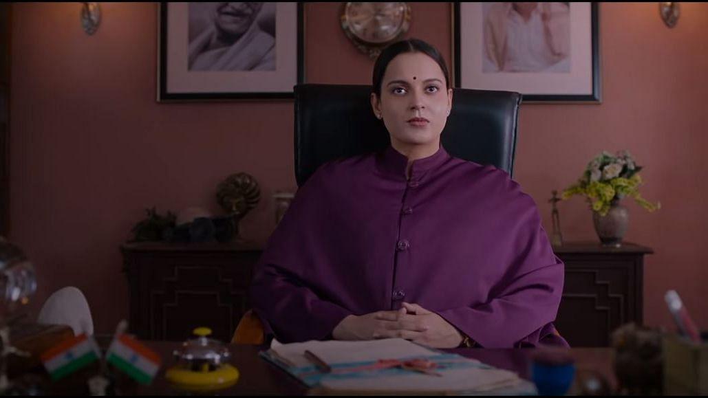 Power-packed trailer of 'Thalaivi' unveils on Kangana Ranaut's birthday