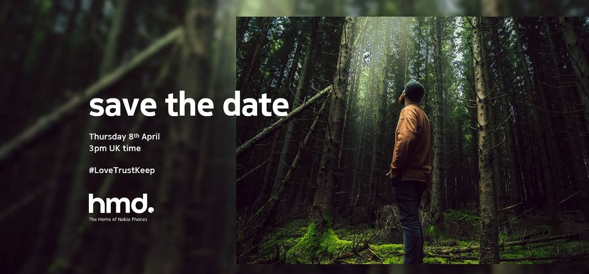 Nokia put up a picture with the details of the launch.