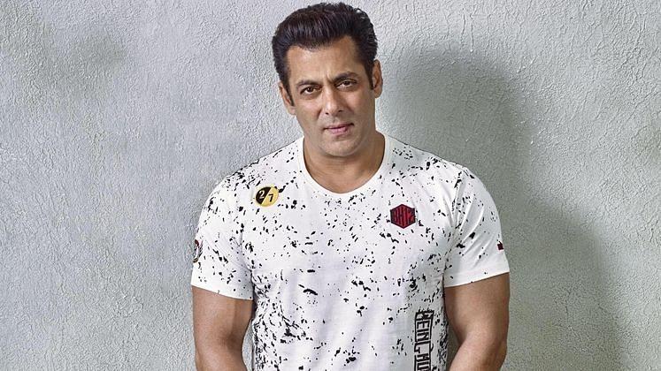 Salman Khan gets first jab of COVID-19 vaccine at Mumbai's Lilavati Hospital