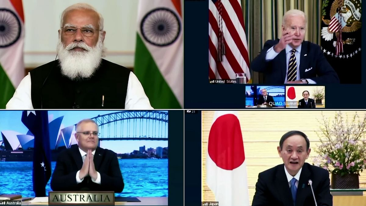 Quad Summit 2021: Discussion on free & open Indo-Pacific, vaccine initiative; Here are key takeaways