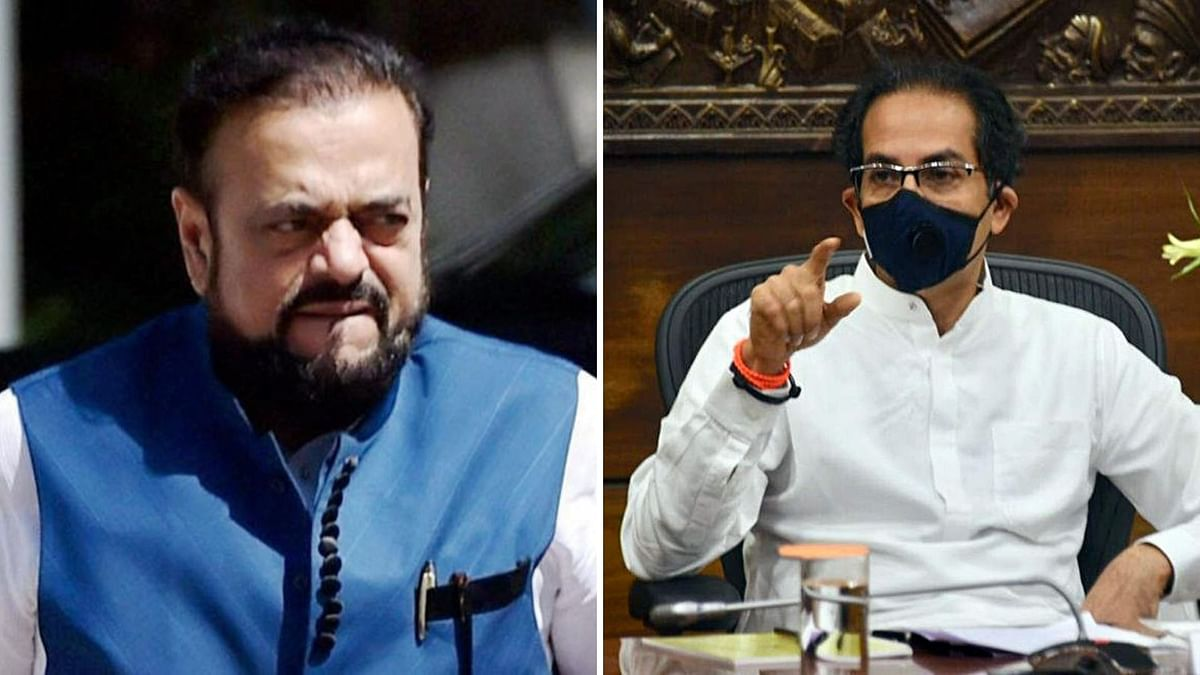 Maharashtra: Muslim ministers should resign over CM Uddhav Thackeray's remarks, says Abu Azmi
