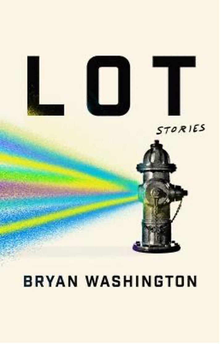 Book Cover: Lot by Bryan Washington