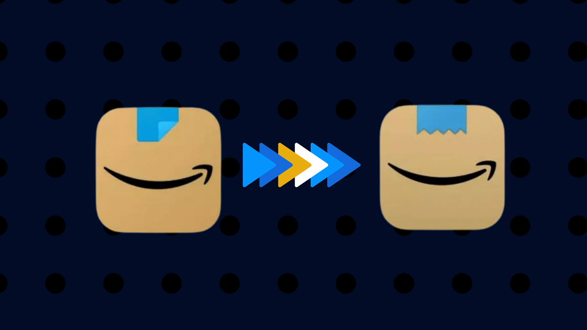 Here's why Amazon quietly changed its logo; Twitter reacts