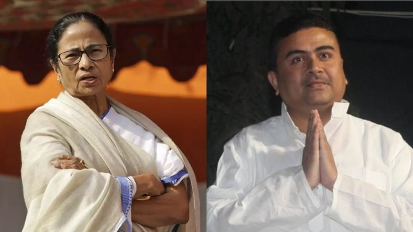 West Bengal Election 2021: It's Mamata vs Suvendu in Nandigram as BJP declares 57 candidates for the first two phases