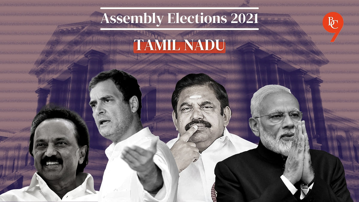 Tamil Nadu Elections 2021: 65% voter turnout in single-phase polling