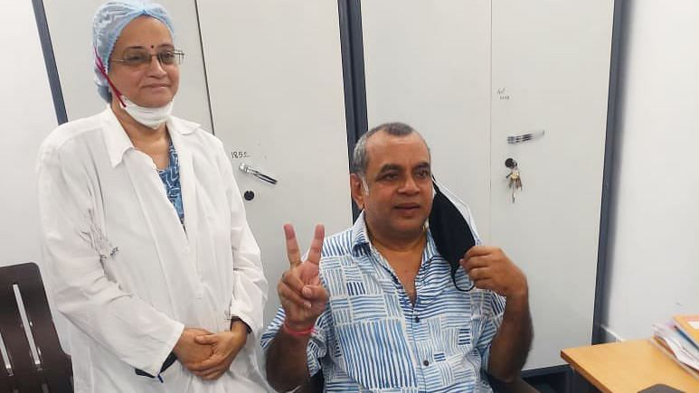 After Aamir Khan and R Madhavan, Paresh Rawal tests positive for COVID-19