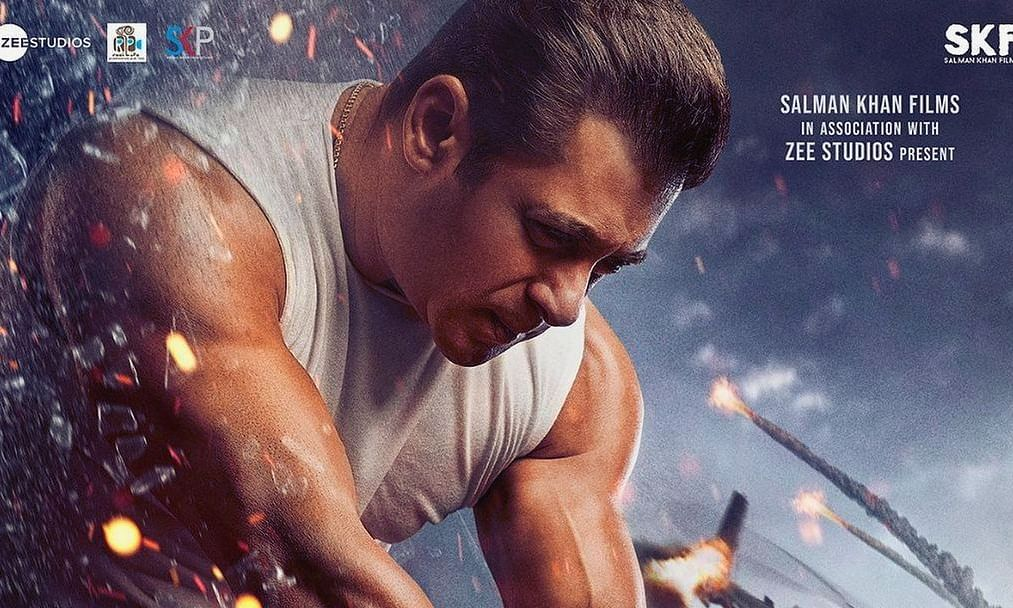 Salman Khan shared the poster and release date of his upcoming 'Radhe: Your Most Wanted Bhai' on his social media account