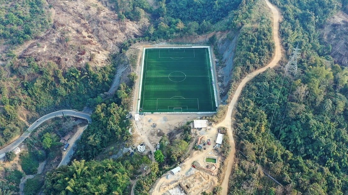 Enchanting arena: Hills of Mizoram alive with the sound of football